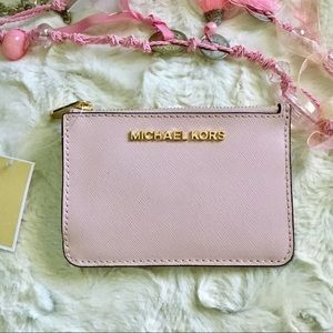 Michael Kors Jet Set Travel Small TZ Coin Pouch